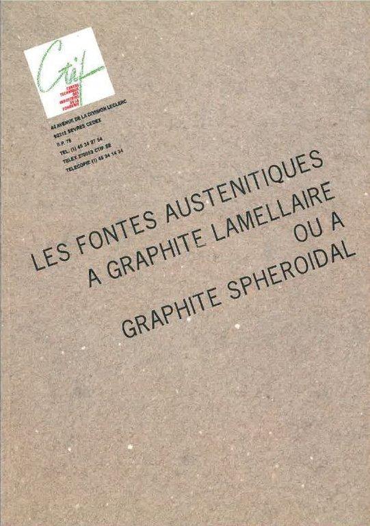graphite lamellaire