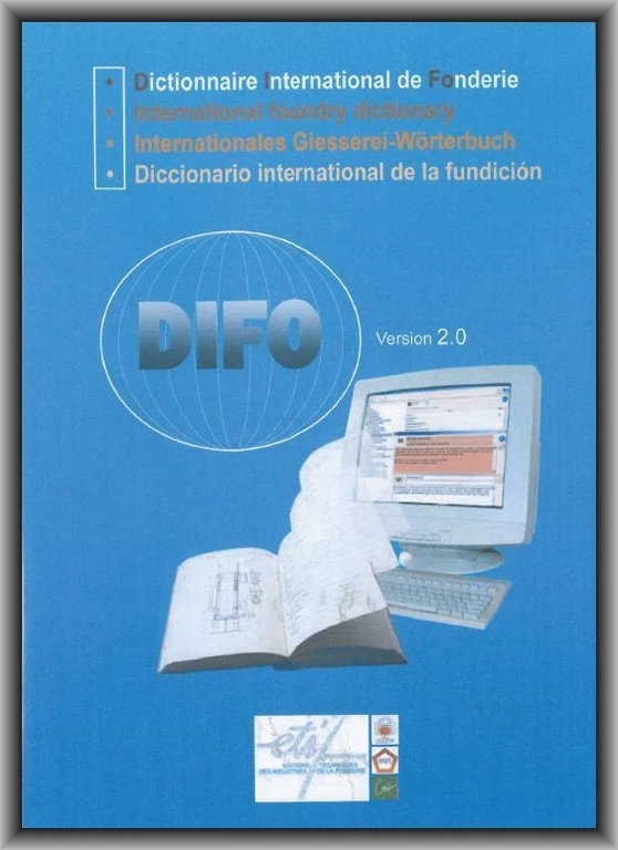 Dictionnaire International de Fonderie